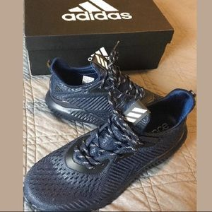 1814f32fa9cac adidas Shoes - MEN S ADIDAS ALPHABOUNCE AMS M MYSTERY BLUE BW1127